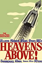 Heavens Above! (1963) Poster