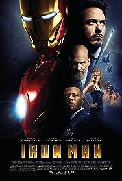 Iron Man (2008) poster
