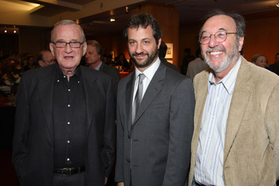 James L. Brooks, Judd Apatow, and Larry Gelbart