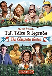 Tall Tales & Legends Poster