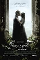 Image of Young Goethe in Love
