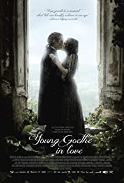 Young Goethe in Love (2010) Poster - Movie Forum, Cast, Reviews