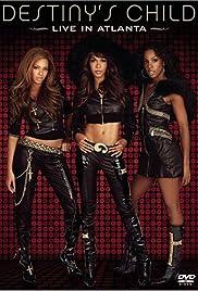 Destiny's Child: Live in Atlanta Poster