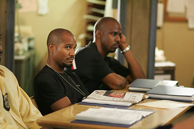 Seth Gilliam in The Wire (2002)