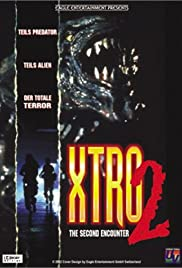 Xtro II: The Second Encounter Poster