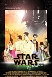 Star Wars Musical Poster