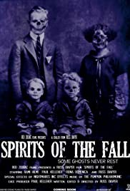 Spirits of the Fall Poster