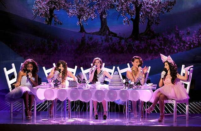 Normani Kordei, Ally Brooke, Dinah Jane Hansen, Lauren Jauregui, Camila Cabello, and Fifth Harmony in The X Factor (2011)