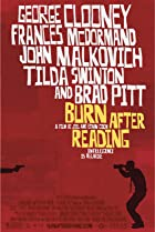Image of Burn After Reading