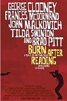 Burn After Reading (2008) Poster