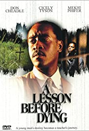 A Lesson Before Dying (1999) Poster - Movie Forum, Cast, Reviews
