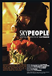 Sky People Poster