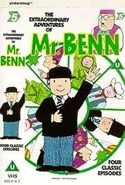 Mr Benn Poster - TV Show Forum, Cast, Reviews