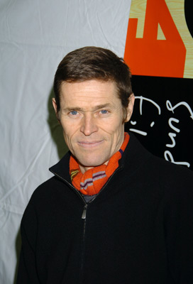 Willem Dafoe at an event for The Clearing (2004)