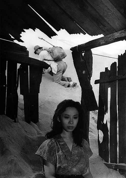 Kyôko Kishida in Woman in the Dunes (1964)