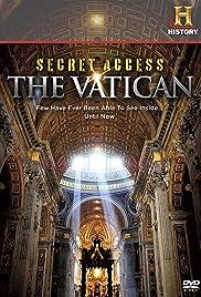 Secret Access: The Vatican Poster