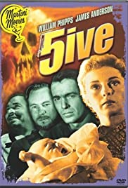 Five(1951) Poster - Movie Forum, Cast, Reviews