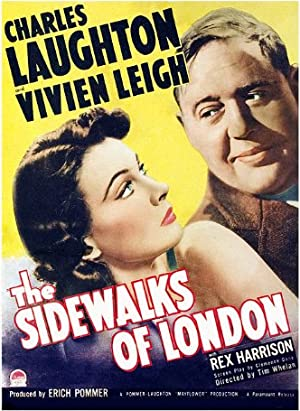 Sidewalks of London (1938)