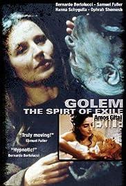 Golem, l'esprit de l'exil Poster