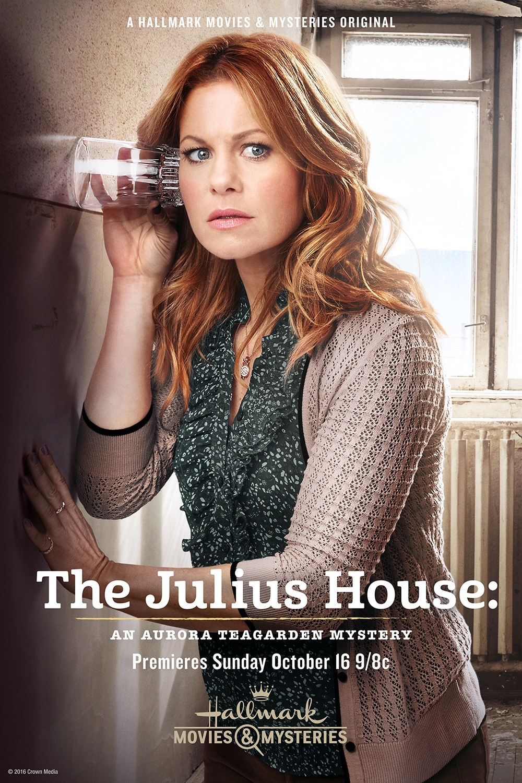 image The Julius House: An Aurora Teagarden Mystery (2016) (TV) Watch Full Movie Free Online
