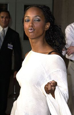 Trina McGee at an event for Kiss of the Dragon (2001)