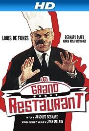 The Restaurant(1966) Poster - Movie Forum, Cast, Reviews