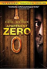 Apartment Zero Poster
