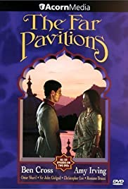 The Far Pavilions Poster - TV Show Forum, Cast, Reviews