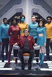 Quot Black Mirror Quot Uss Callister Tv Episode 2017 Imdb