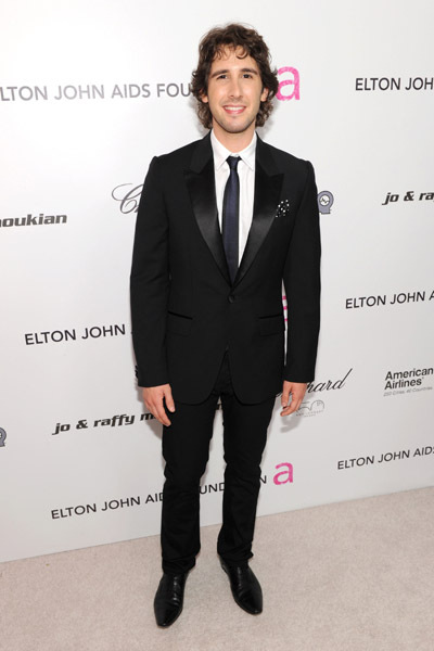 Josh Groban at event of The 82nd Annual Academy Awards