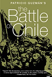 The Battle of Chile: Part I (1975) Poster - Movie Forum, Cast, Reviews