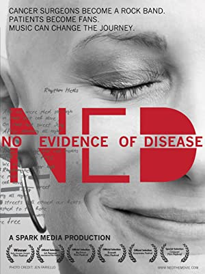 No Evidence of Disease film Poster