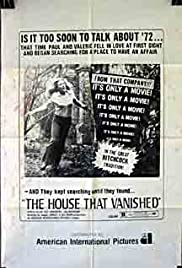 The House That Vanished Poster
