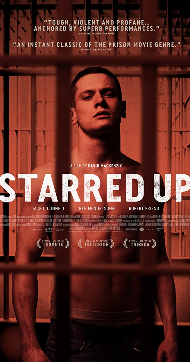 Įkalintasis / Starred Up (2013) Online