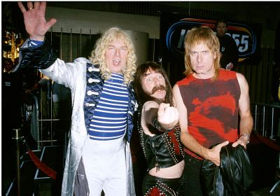 Christopher Guest, Michael McKean, and Harry Shearer at This Is Spinal Tap (1984)