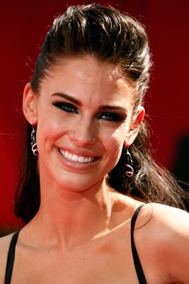 Jessica Lowndes at event of The 61st Primetime Emmy Awards