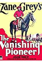 Primary image for The Vanishing Pioneer