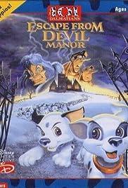 101 Dalmatians: Escape from DeVil Manor Poster