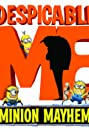 Despicable Me: Minion Mayhem 3D (2012) Poster