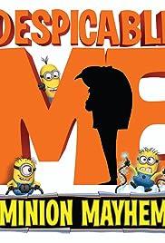 Despicable Me: Minion Mayhem 3D Poster