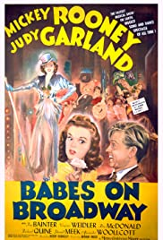Babes on Broadway (1941) Poster - Movie Forum, Cast, Reviews