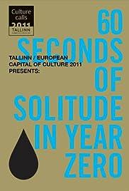 60 Seconds of Solitude in Year Zero Poster