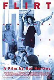 Flirt (1995) Poster - Movie Forum, Cast, Reviews
