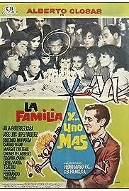 La familia y... uno más Poster