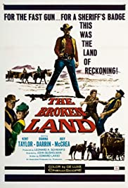 The Broken Land Poster