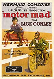 Motor Mad Poster