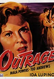 Outrage (1950) Poster - Movie Forum, Cast, Reviews