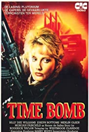 Time Bomb (1984) Poster - Movie Forum, Cast, Reviews