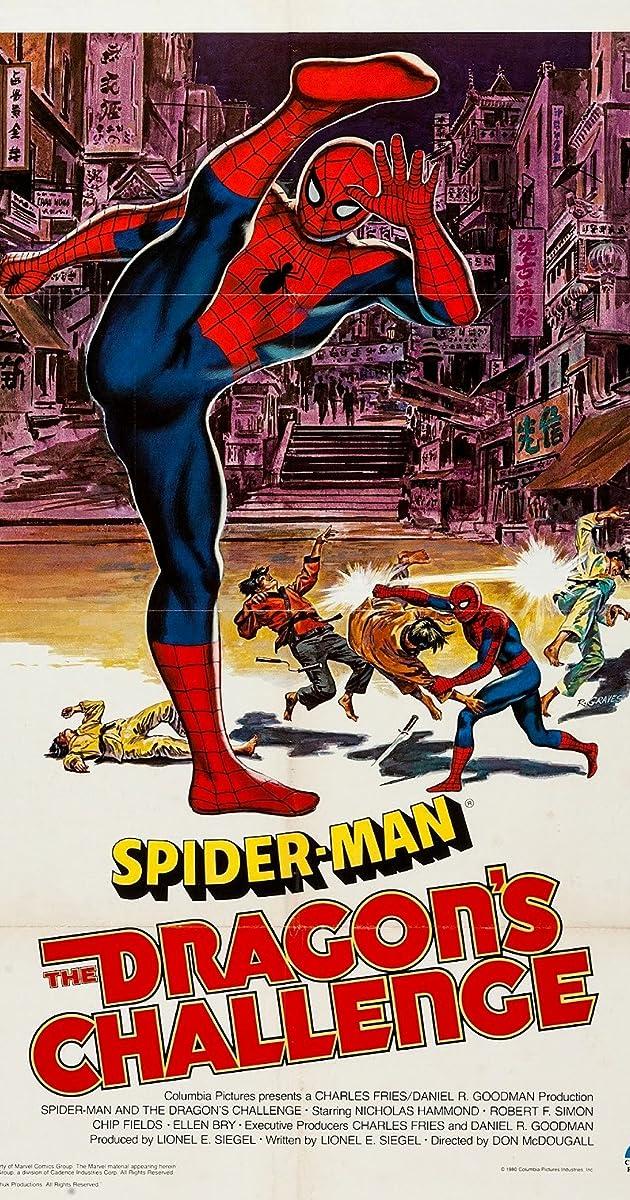 Spider-Man: The Dragon's Challenge (TV Movie 1979) - IMDb