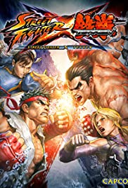 Street Fighter X Tekken Poster